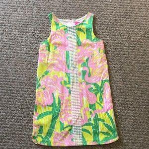 Lily Pulitzer Flamingo Dress